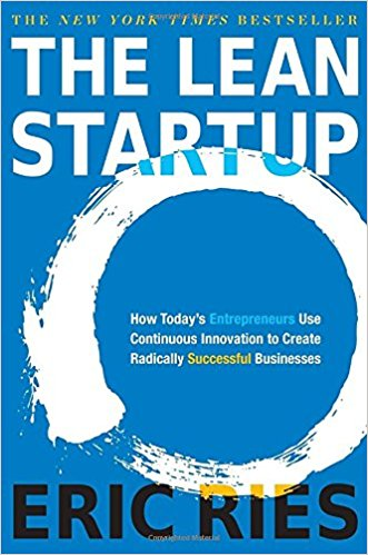 The Lean Startup — Eric Ries